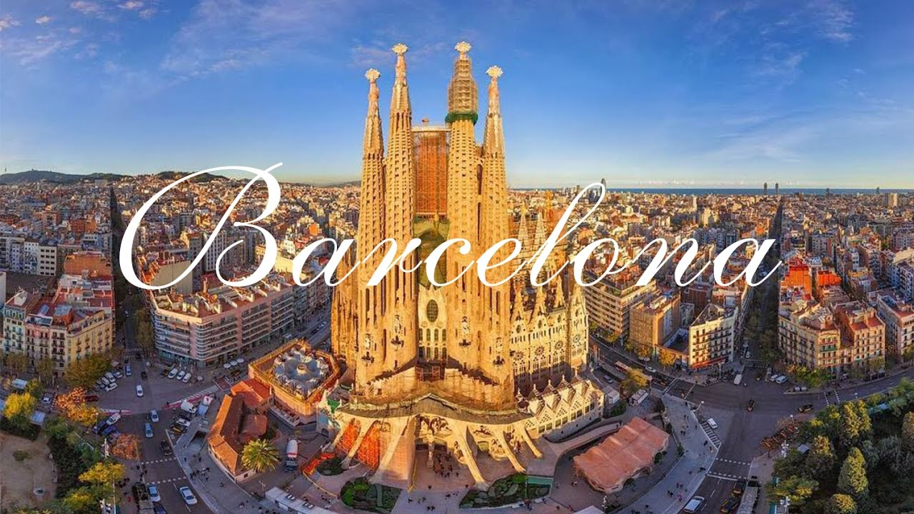 Travel to Barcelona by TGV.