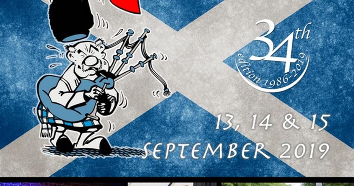 Schots Weekend