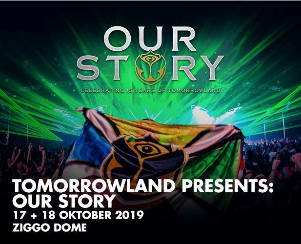 Tomorrowland Our Story