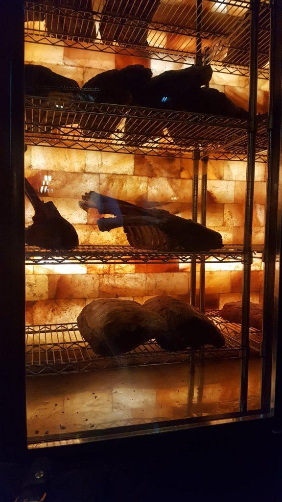 gebakken vlees
