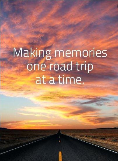 Roadtrip memories