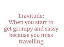 Travitude …