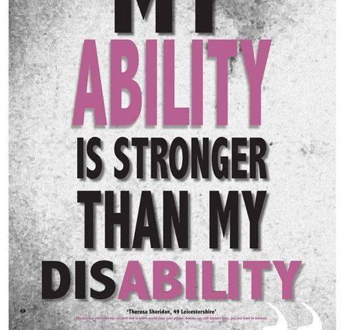 International day of Disabilities.