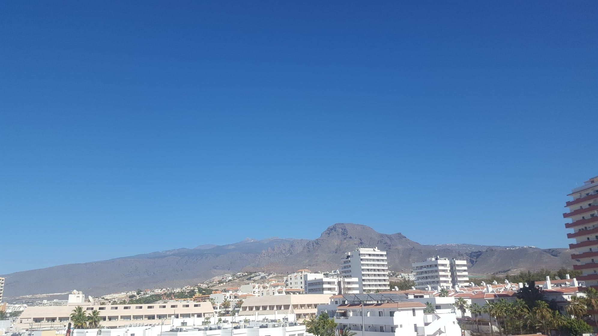 Mijn verblijf in 'Apartamento el Dorado met zicht op de oceaan'.