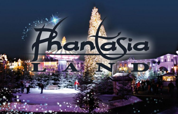 Celebrating my birthday in Phantasialand.