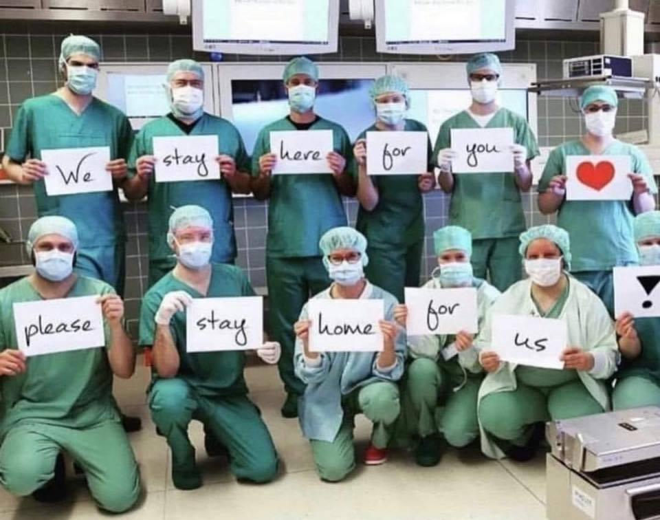 corona nurses