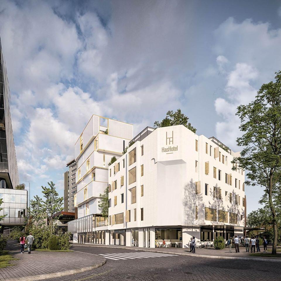 Een vernieuwd HasHotel in Hasselt. Check ✓.