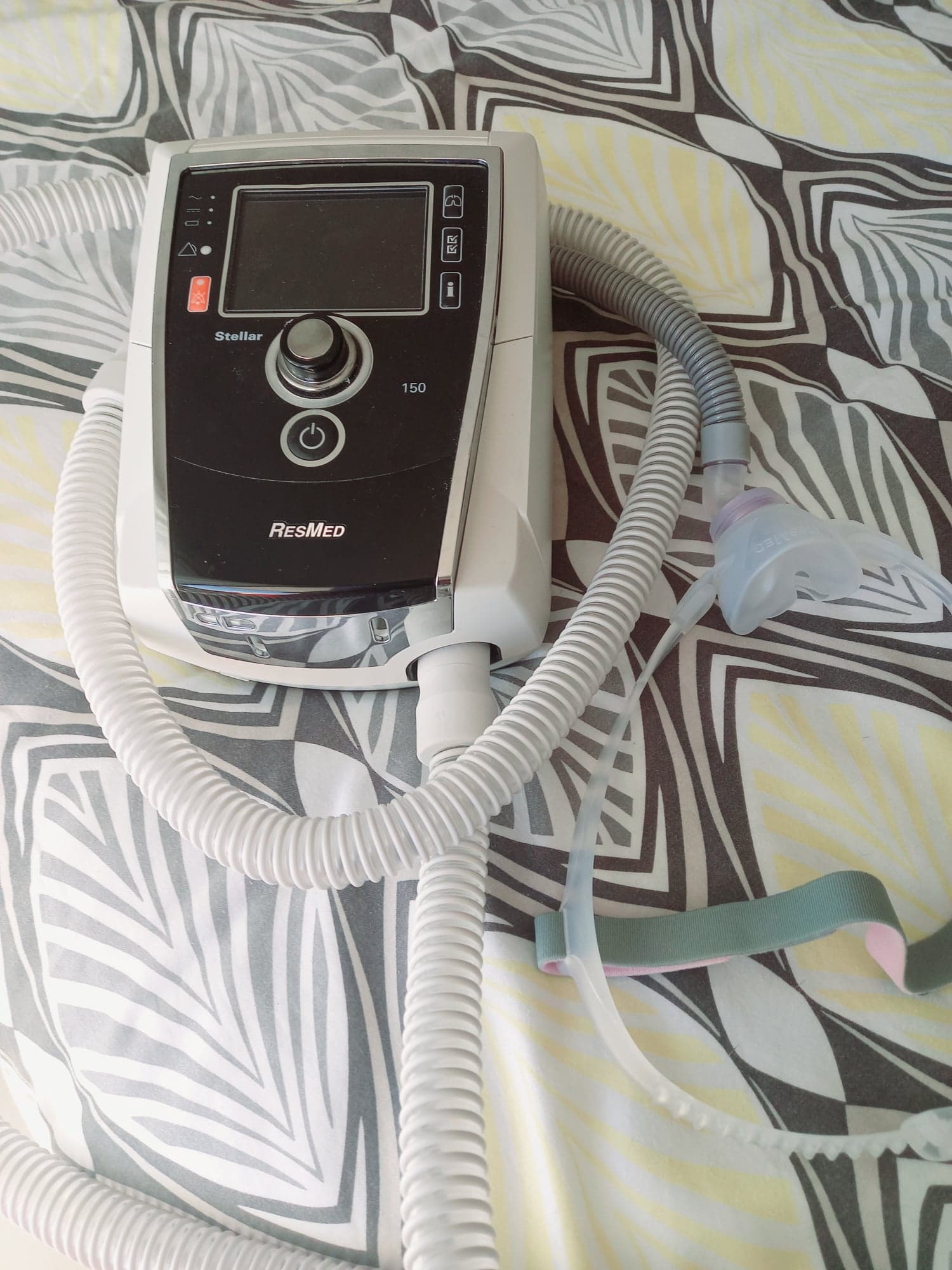 My life and travels with a BiPAP.