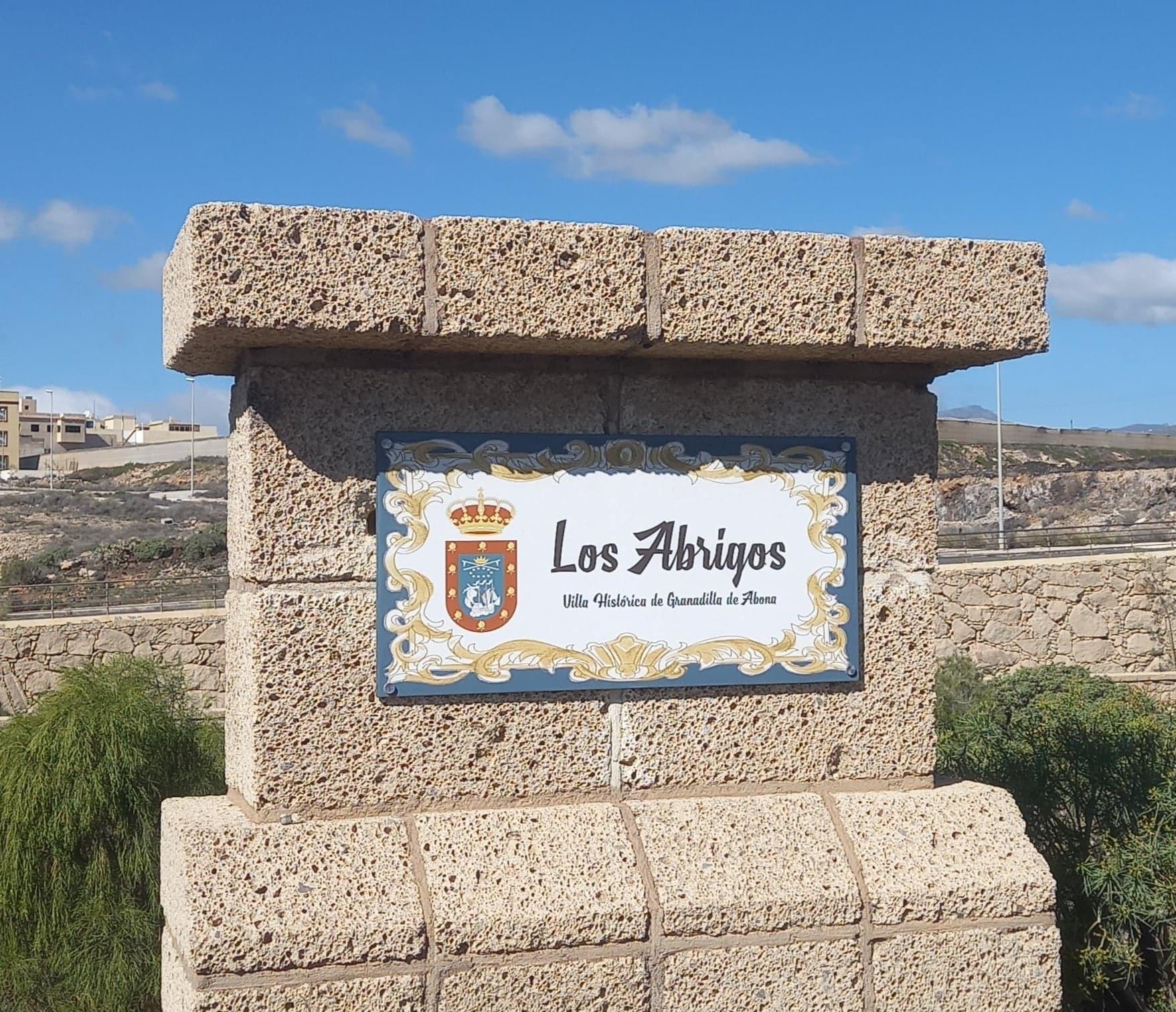 Naar mijn buurdorpje, Los Abrigos!