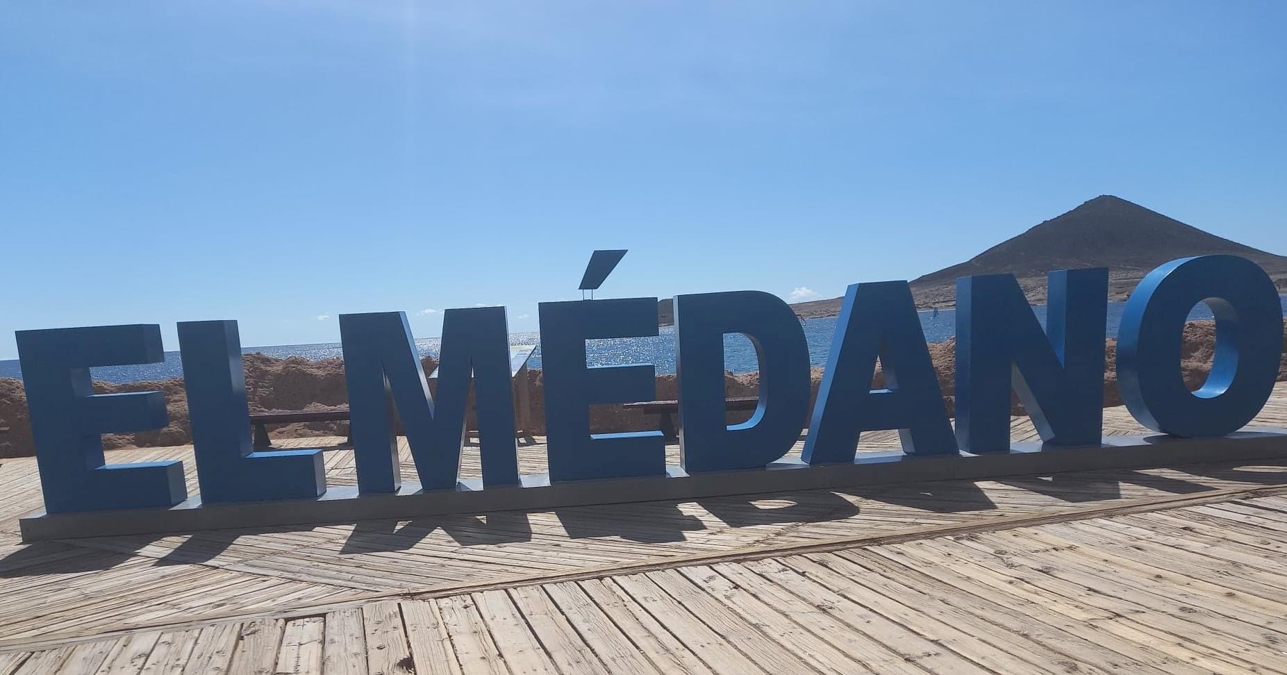 Naar het authentieke El Médano … Mja …
