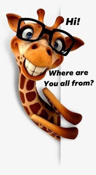 Vertel me van waar jij bent?