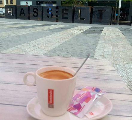 Toegankelijk toerisme in Hasselt.